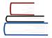 Stack of books. Illustration